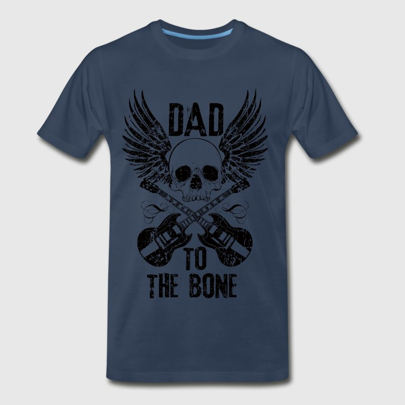 Dad to the Bone - Men's Premium T-Shirt