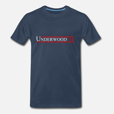 Franck Underwood 2016 - Men's Premium T-Shirt