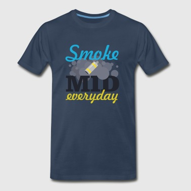 Everyday Smoke Mid Everyday - Men's Premium T-Shirt