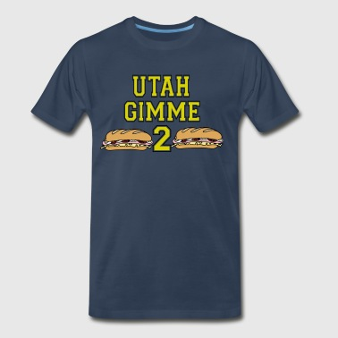 Point Break - Utah Gimme 2 - Men's Premium T-Shirt