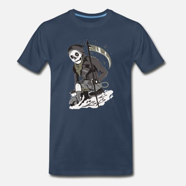 Death Squad Mobile death squad - Men's Premium T-Shirt