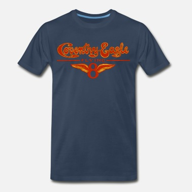 Coventry Coventry Eagle - Men's Premium T-Shirt