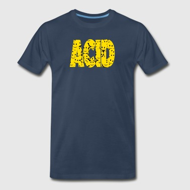 Acid House Smiles - Men's Premium T-Shirt