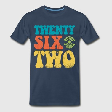 twenry six point two - Men's Premium T-Shirt