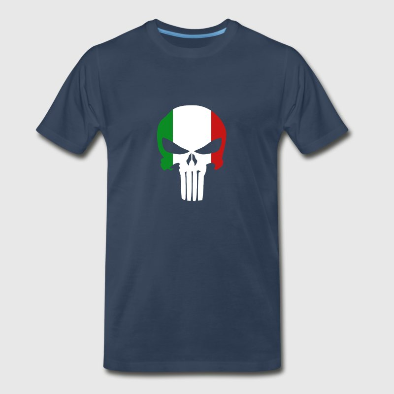 The Punisher Italian T-shirt - Men's Premium T-Shirt