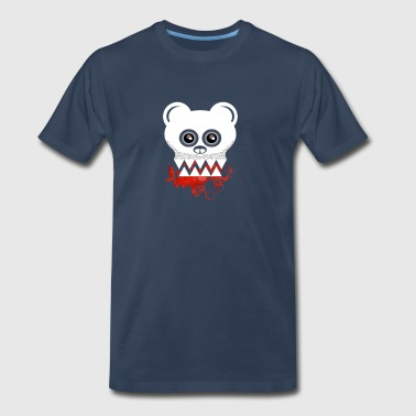 BEAR SKULL - Men's Premium T-Shirt