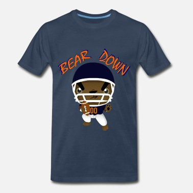 a9d52c580 Bears Monsters Of The Midway Bear Down! (CHICAGO BEARS) T-Shirts -