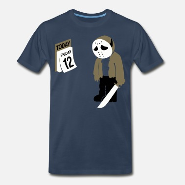 Friday before friday the 13th - Men's Premium T-Shirt