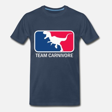 Carnivores Carnivore for dark colors - Men's Premium T-Shirt