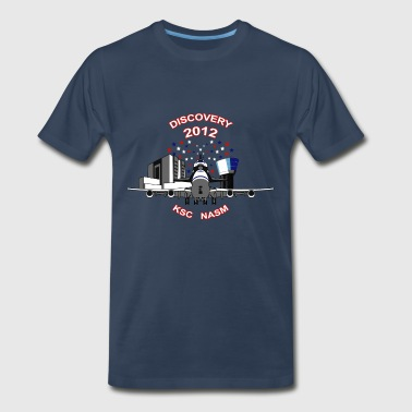 Hazy Discovery Commemoration - Men's Premium T-Shirt