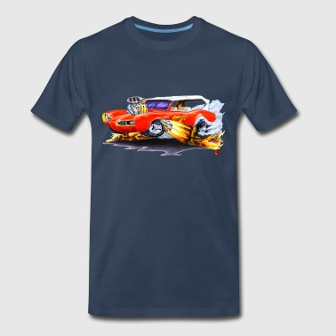 Monkees GTO - Men's Premium T-Shirt