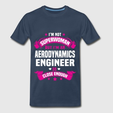 Aerodynamics Engineer - Men's Premium T-Shirt
