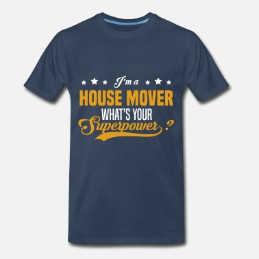 Movers House Mover - Men's Premium T-Shirt
