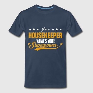 Housekeeper - Men's Premium T-Shirt