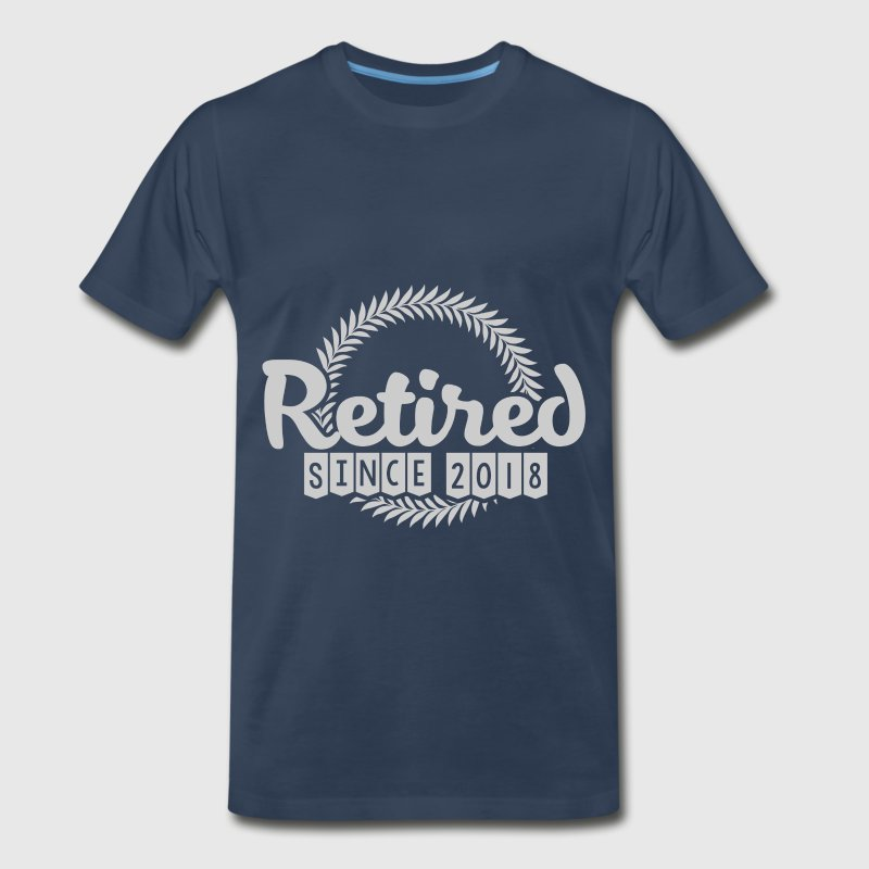 2018 945.png - Men's Premium T-Shirt