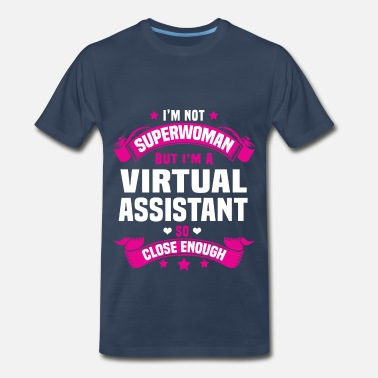 Virtualization Virtual Assistant - Men's Premium T-Shirt