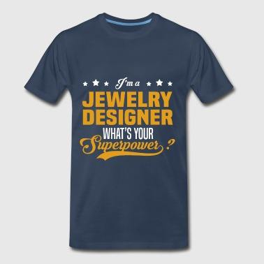 Jewelry Designer - Men's Premium T-Shirt