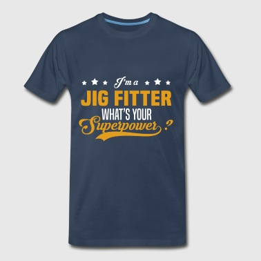 Jig Fitter - Men's Premium T-Shirt