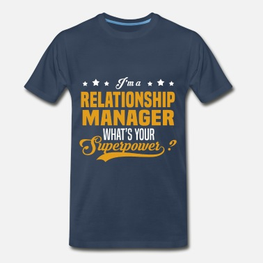 Relationship Manager Funny Relationship Manager - Men's Premium T-Shirt