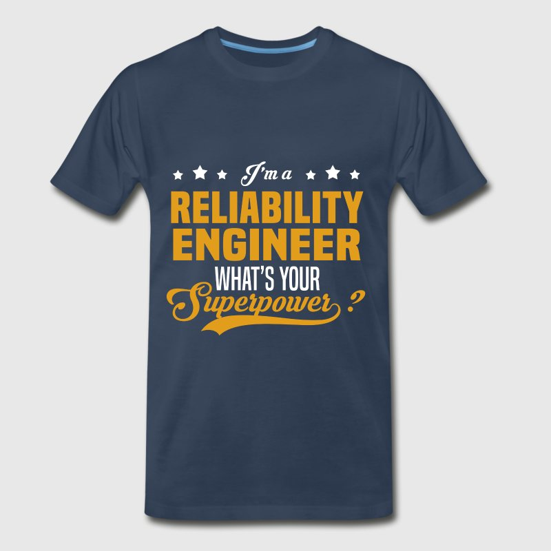 Reliability Engineer - Men's Premium T-Shirt