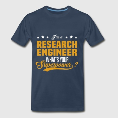 Research Engineer - Men's Premium T-Shirt