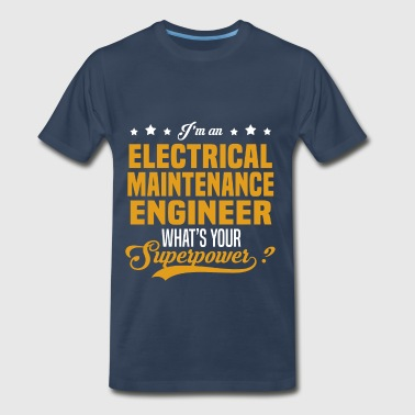 Electrical Maintenance Engineer - Men's Premium T-Shirt