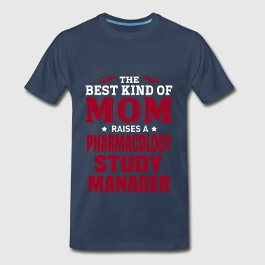Pharmacology Study Manager - Men's Premium T-Shirt