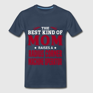 Radius Corner Machine Operator - Men's Premium T-Shirt