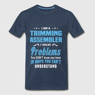Trimming Assembler - Men's Premium T-Shirt