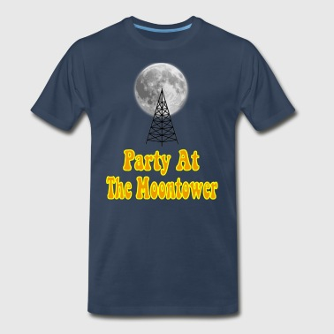Party At The Moontower - Dazed And Confused - Men's Premium T-Shirt