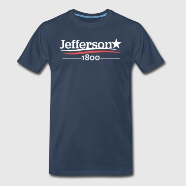 Jefferson 1800 - Men's Premium T-Shirt