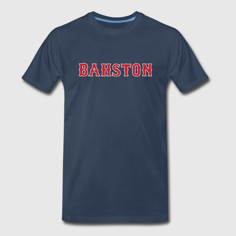 Bahston - Men's Premium T-Shirt