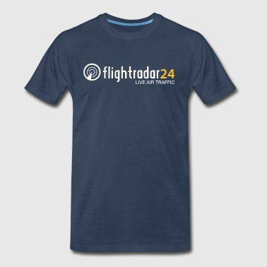 flightradar24 fan club - Men's Premium T-Shirt