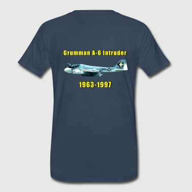 VA-165 Boomers A-6 Design - Men's Premium T-Shirt
