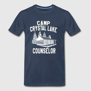 Camp Crystal Lake Counselor - Friday The 13th    - Men's Premium T-Shirt
