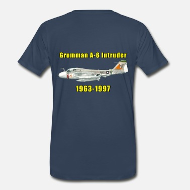 Workhorse Grumman A-6 Intruder - Men's Premium T-Shirt