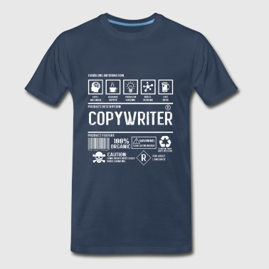 Copywriter - Content may vary in color - Men's Premium T-Shirt