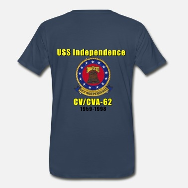 Independence USS Independence Design - Men's Premium T-Shirt