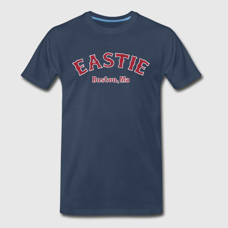 Eastie Boston Apparel Clothing - Men's Premium T-Shirt