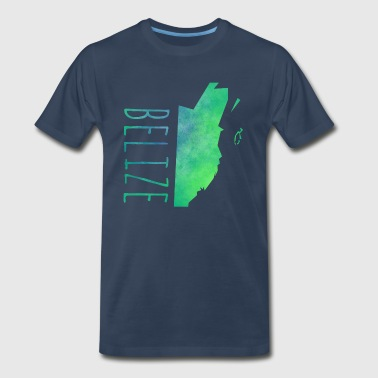 Belize - Men's Premium T-Shirt