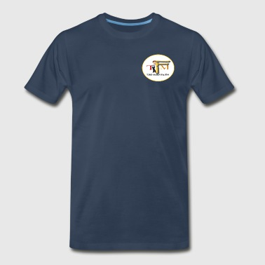 Tmf tmf circle.png - Men's Premium T-Shirt