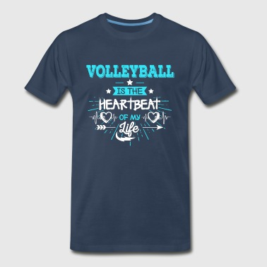Funniest Volleyball Team Memes Shirt Gift Idea - Men's Premium T-Shirt