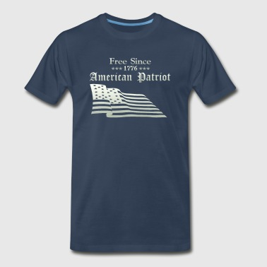 American Patriot - Men's Premium T-Shirt