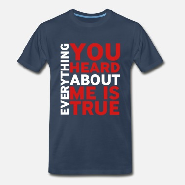 Everything Everything everything - Men's Premium T-Shirt