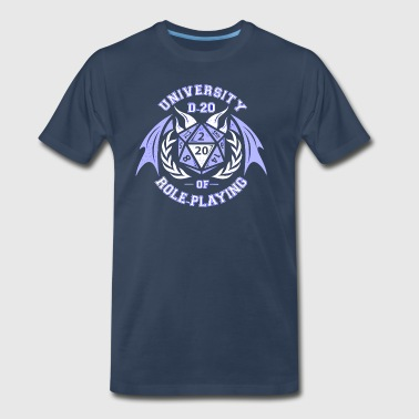 University of Roleplaying - Men's Premium T-Shirt