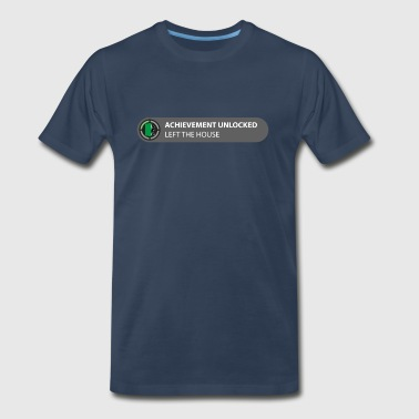 Achievement Achievement Unlocked - Men's Premium T-Shirt