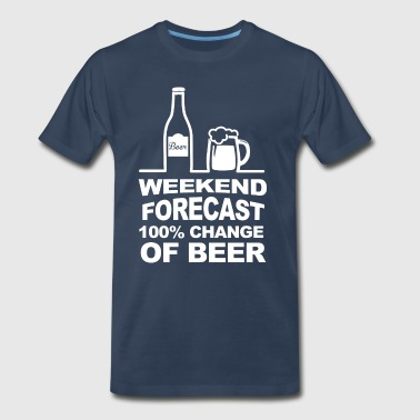 Weekend Forecast - Men's Premium T-Shirt