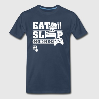 Eat Sleep Xbox - Men's Premium T-Shirt