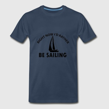 Sailing designs - Men's Premium T-Shirt