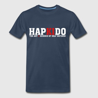 Hapkido the Art & Science - Men's Premium T-Shirt